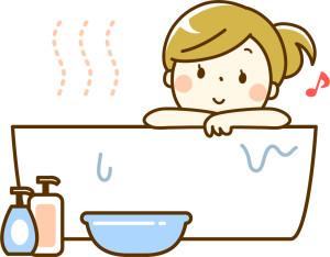 めぐりを良くするお風呂マッサージ